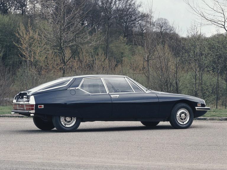 1971 Citroen SM Automatique 257840