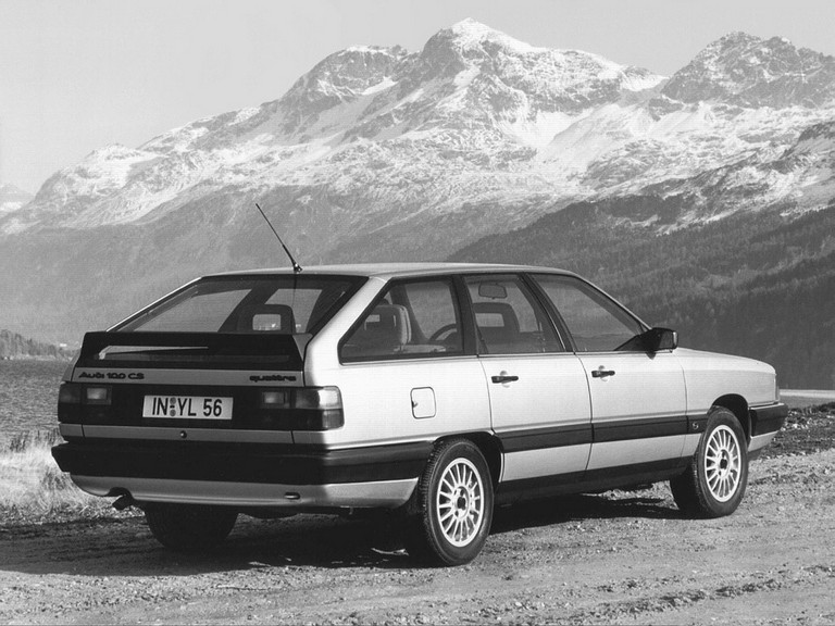 1982 Audi 100 Avant 257860