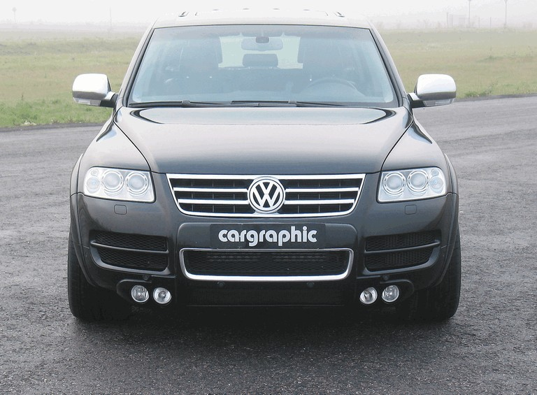 2008 Volkswagen Touareg by Cargraphic 258182