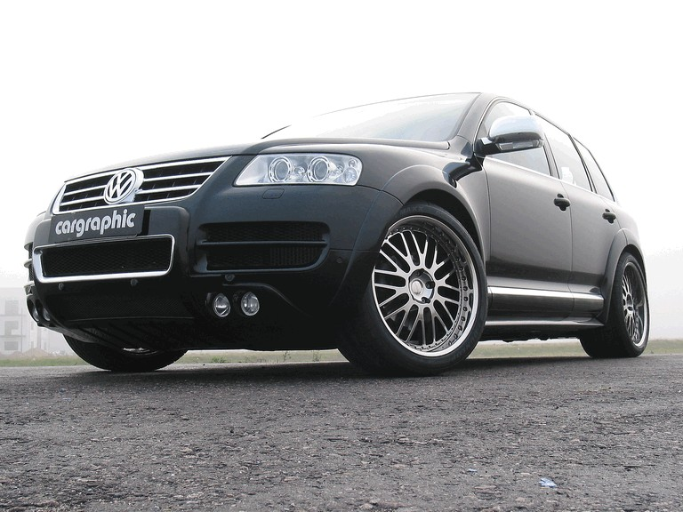 2008 Volkswagen Touareg by Cargraphic 258185