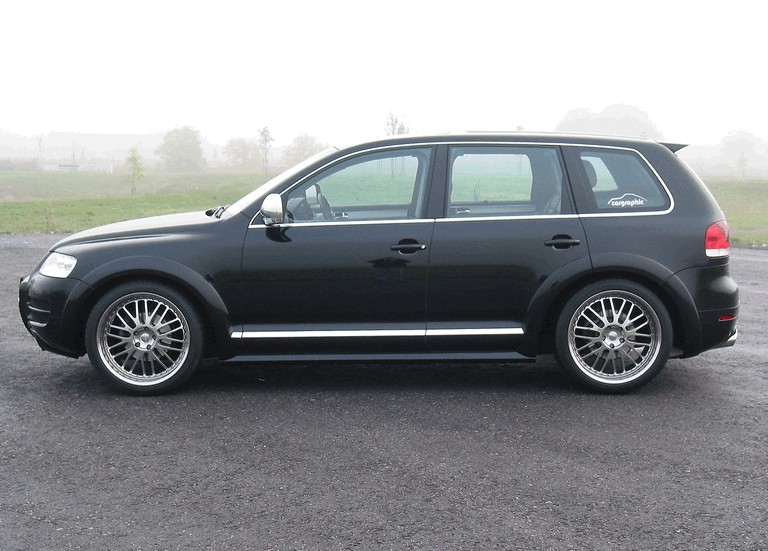 2008 Volkswagen Touareg by Cargraphic 258187