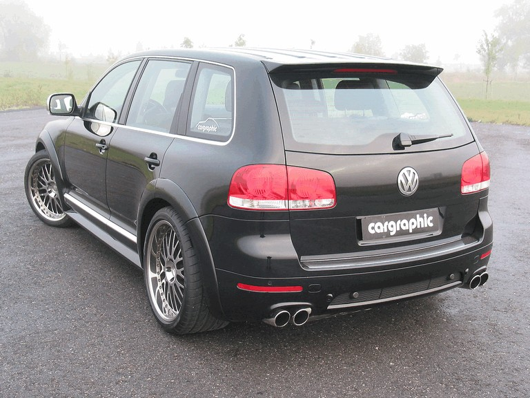 2008 Volkswagen Touareg by Cargraphic 258188
