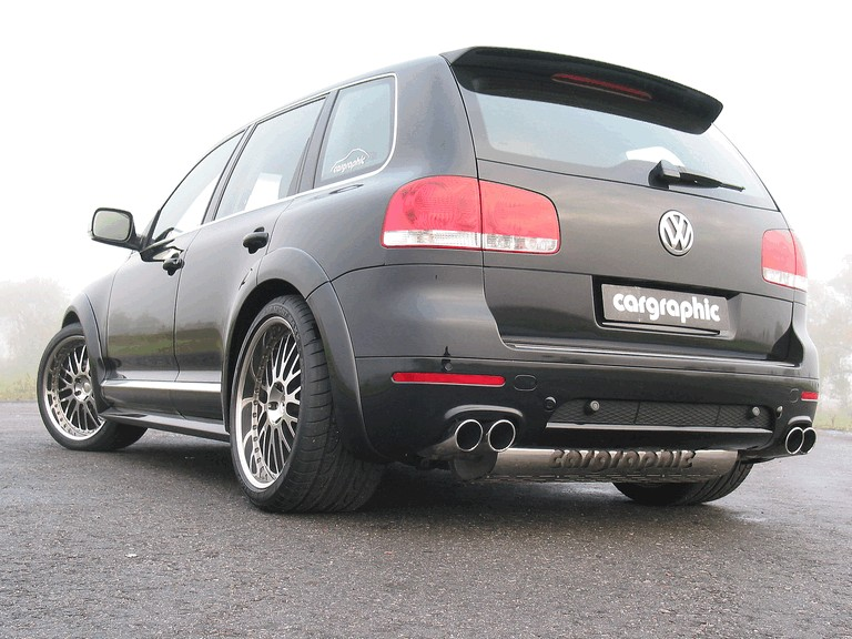 2008 Volkswagen Touareg by Cargraphic 258189