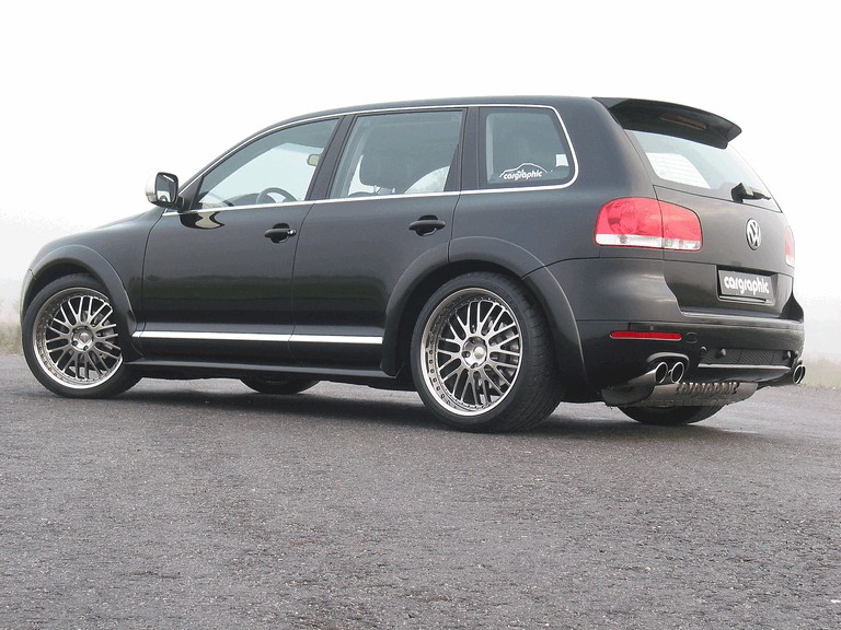 2008 Volkswagen Touareg by Cargraphic 258190