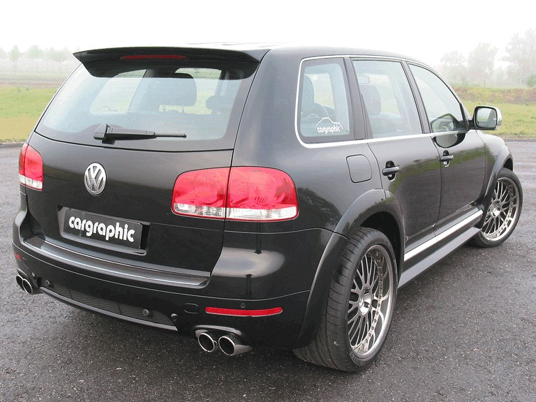 2008 Volkswagen Touareg by Cargraphic 258191