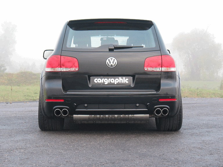 2008 Volkswagen Touareg by Cargraphic 258194