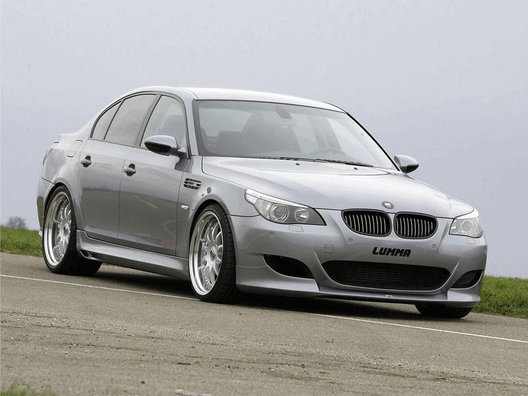 2008 BMW M5 ( E60 ) by Lumma Design 258196