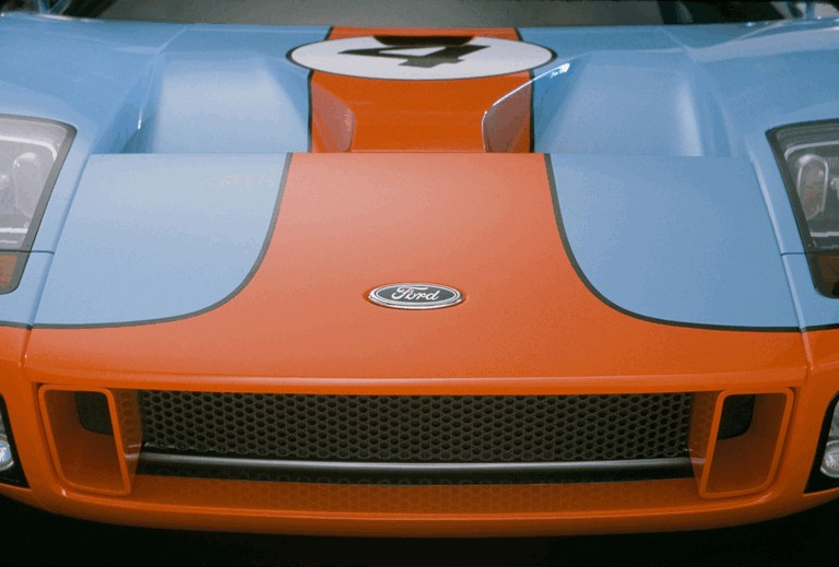 2003 Ford GT concept 483929