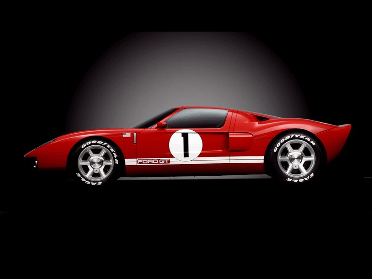 2003 Ford GT concept 483933