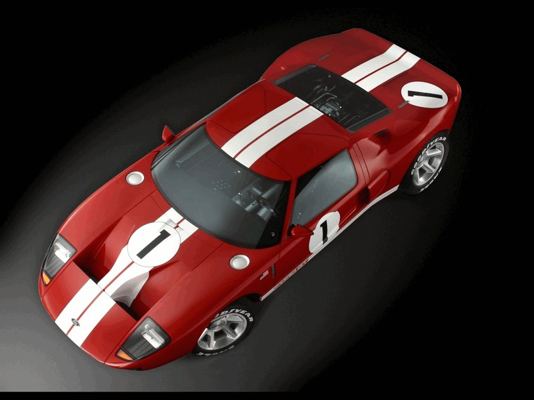 2003 Ford GT concept 483934