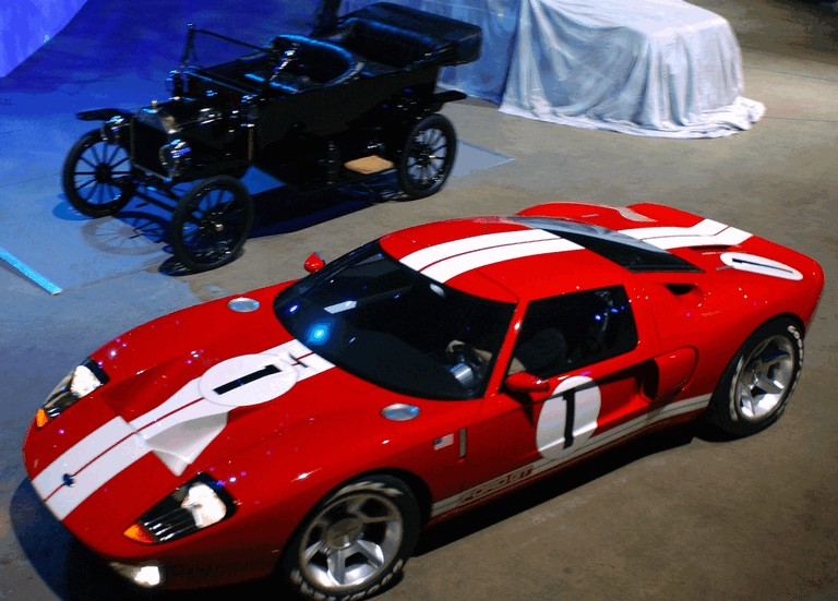 2003 Ford GT concept 483937