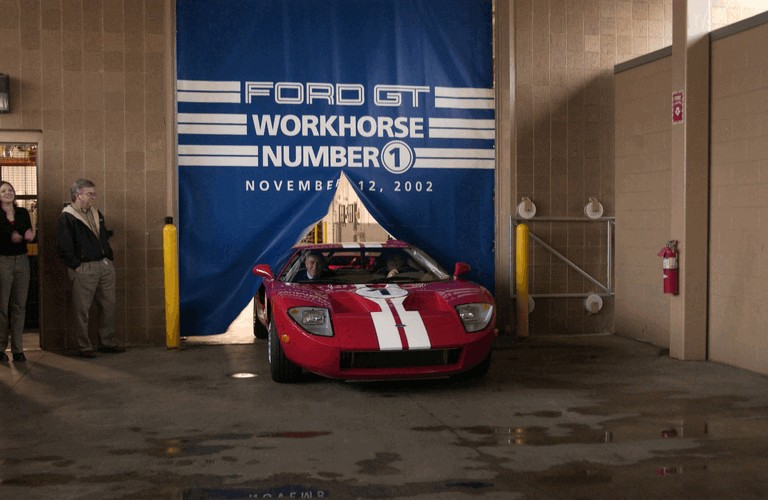 2003 Ford GT concept 483938