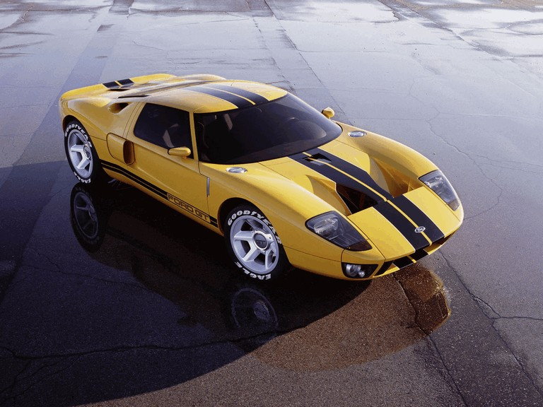 2003 Ford GT concept 483939