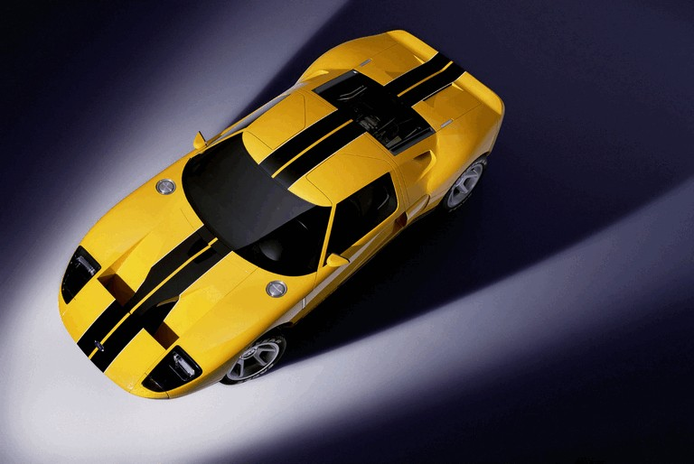 2003 Ford GT concept 483941