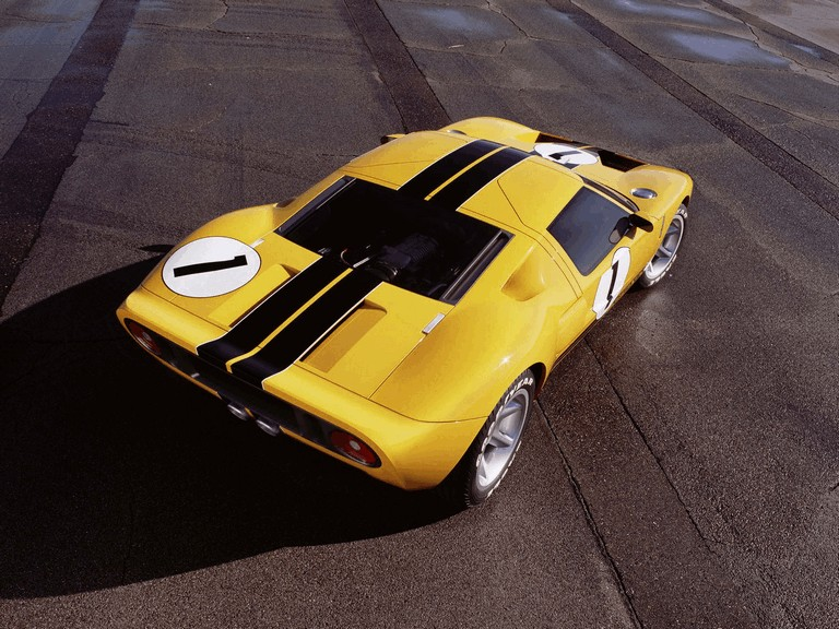 2003 Ford GT concept 483942