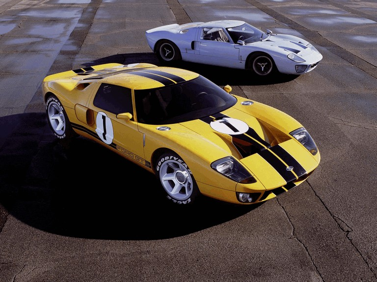 2003 Ford Gt Concept 483943