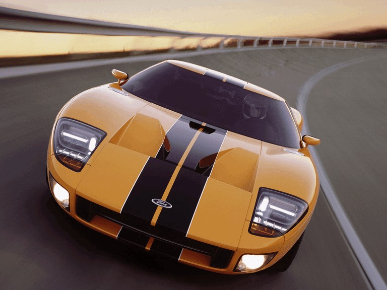 2003 Ford GT concept 483945