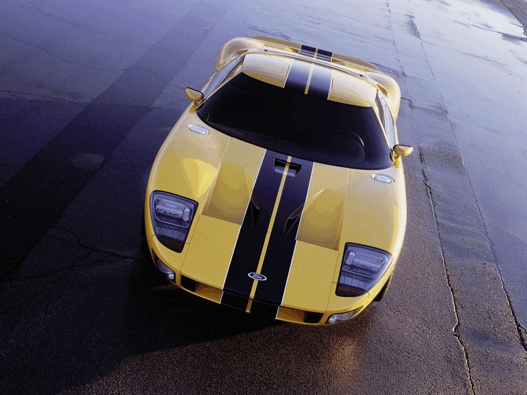 2003 Ford GT concept 483946