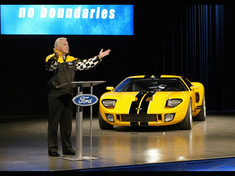 2003 Ford GT concept 483949
