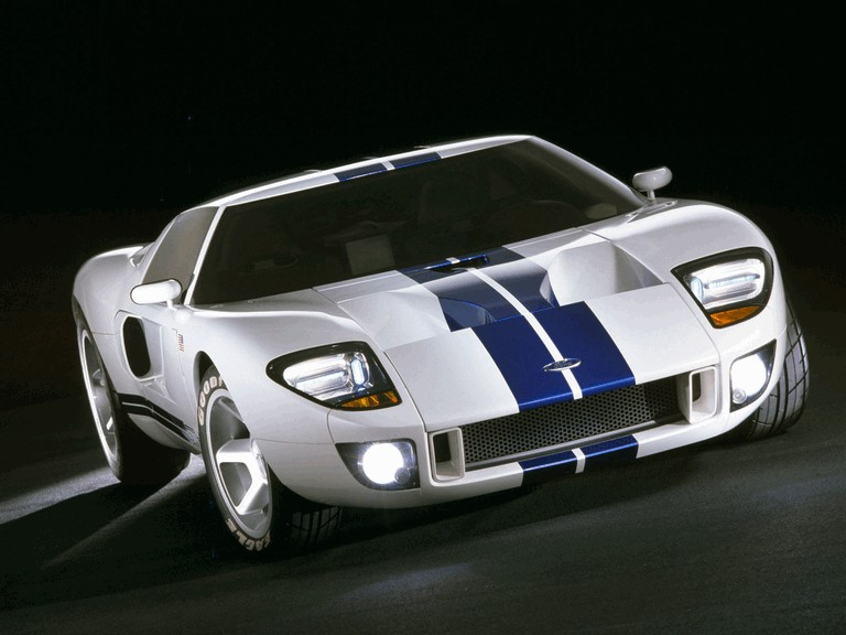 2003 Ford GT concept 483952