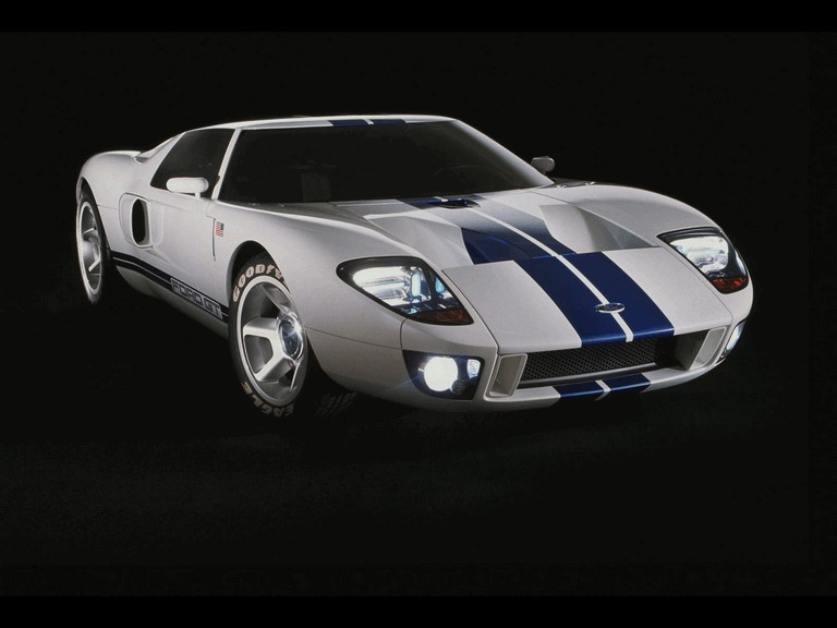 2003 Ford GT concept 483953