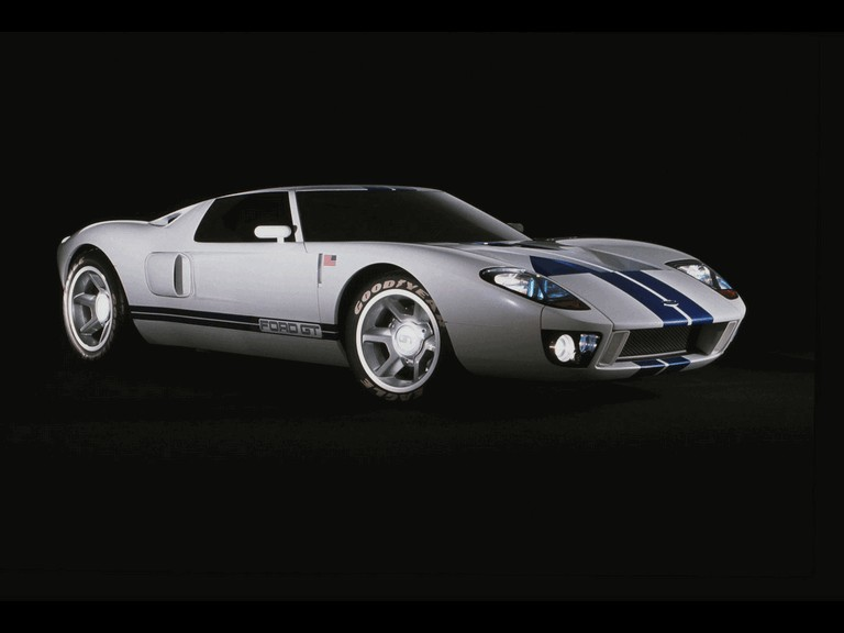2003 Ford GT concept 483954
