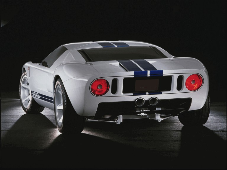 2003 Ford GT concept 483956