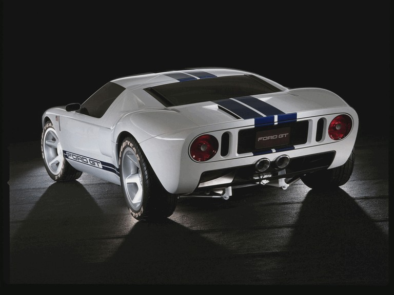 2003 Ford GT concept 483957