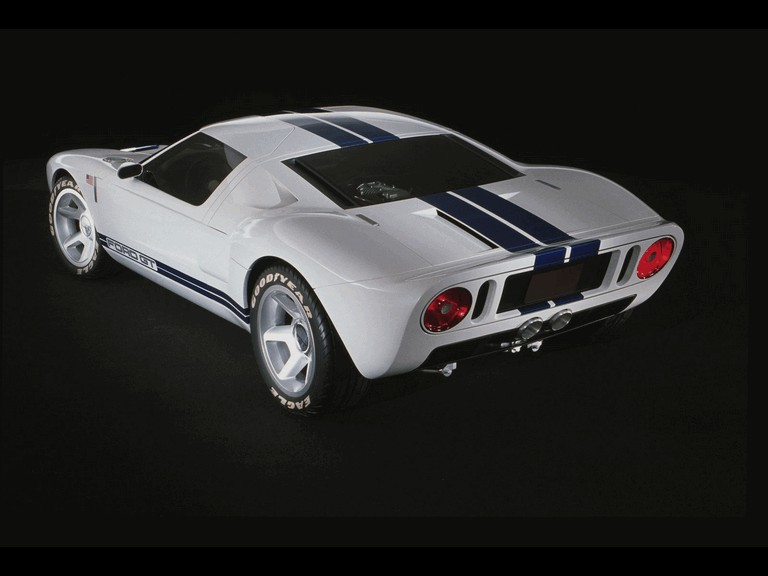 2003 Ford GT concept 483958