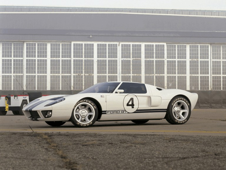 2003 Ford GT concept 483961