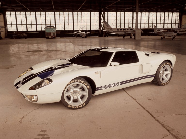 2003 Ford GT concept 483962