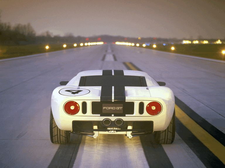 2003 Ford GT concept 483963