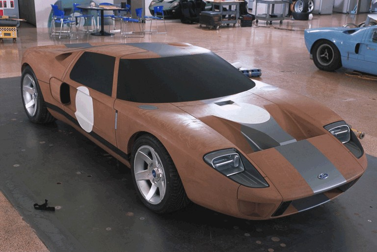 2003 Ford GT concept 483979
