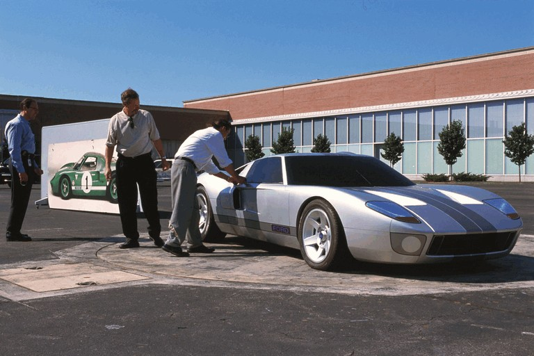 2003 Ford GT concept 483981