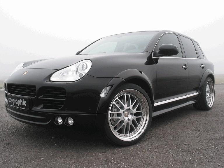 2007 Porsche Cayenne ( 955 ) Widebody 2 by Cargraphic 258362