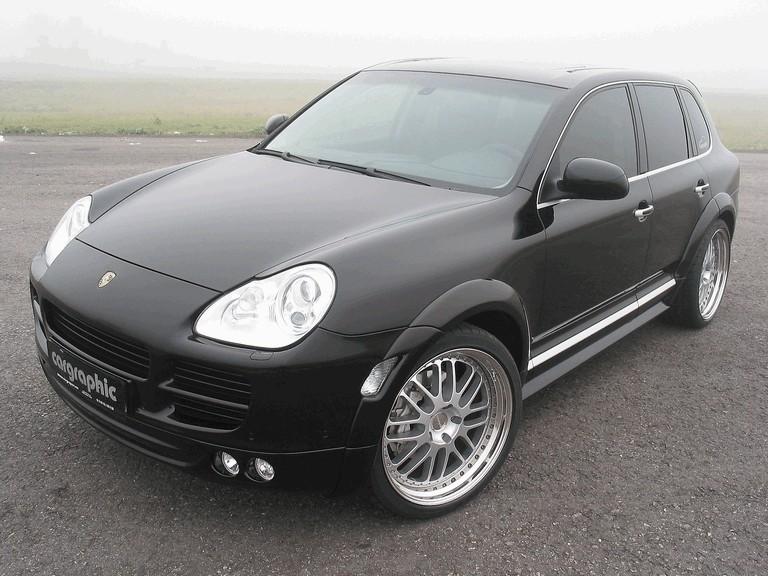2007 Porsche Cayenne ( 955 ) Widebody 2 by Cargraphic 258363
