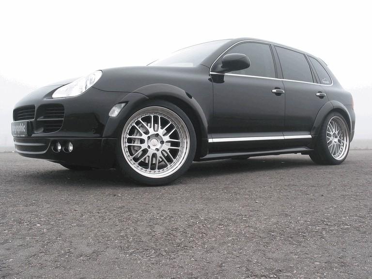 2007 Porsche Cayenne ( 955 ) Widebody 2 by Cargraphic 258364