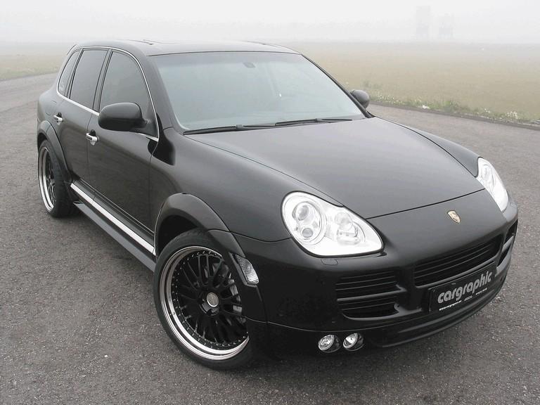 2007 Porsche Cayenne ( 955 ) Widebody 2 by Cargraphic 258371