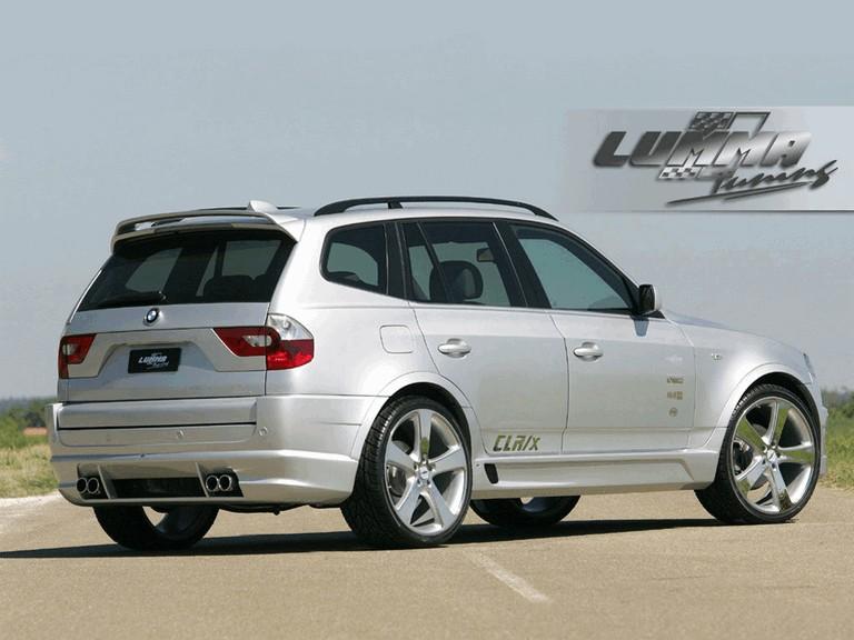 2008 Lumma Design Clr X Based On Bmw X3 E83 Free High Resolution Car Images