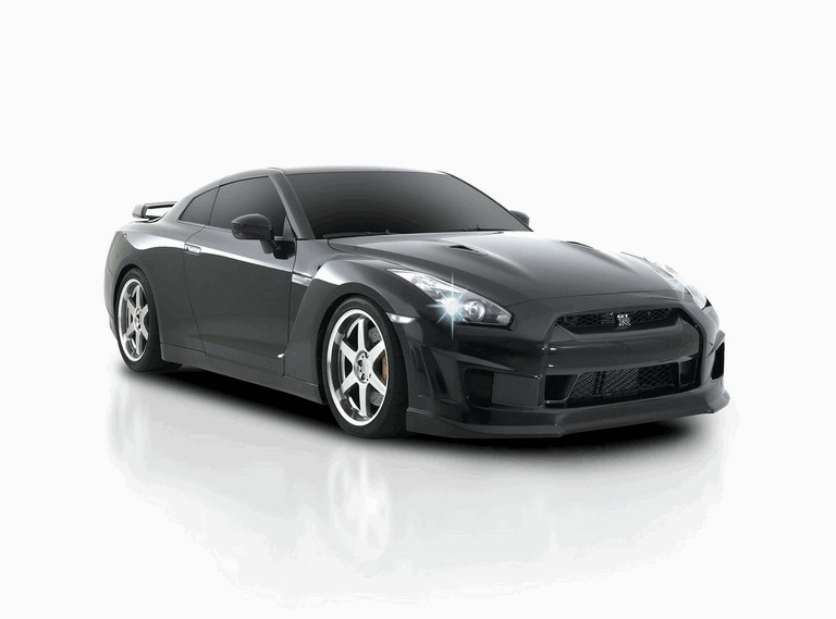 2009 Nissan GT-R R35 by Ventross 258497