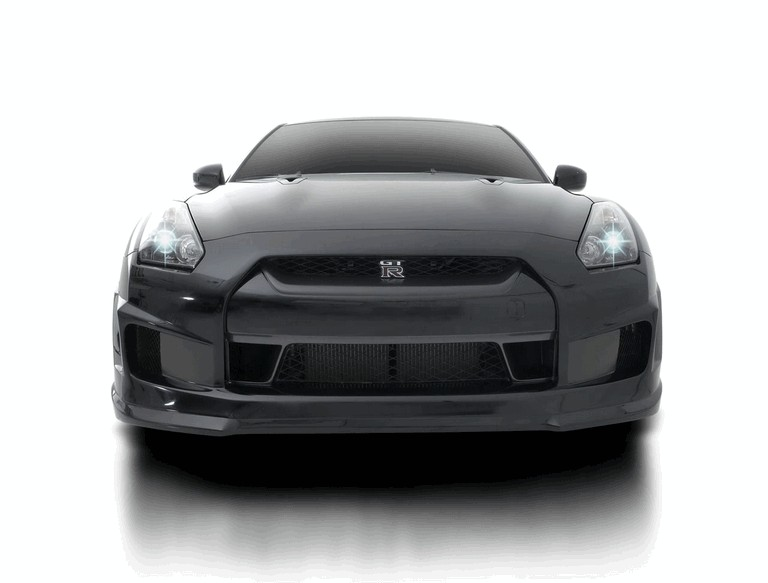 2009 Nissan GT-R R35 by Ventross 258499