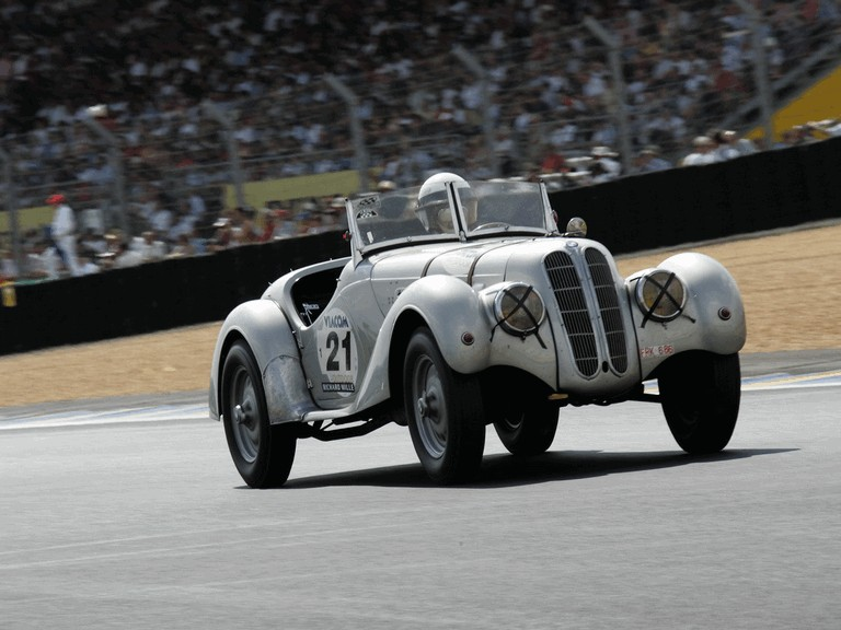 1936 BMW 328 roadster 258535