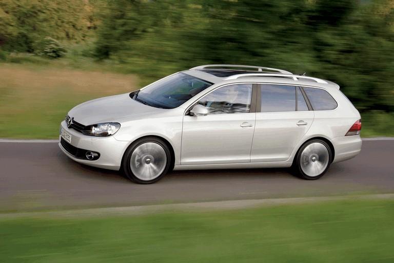 2009 Volkswagen Golf VI Variant 258629