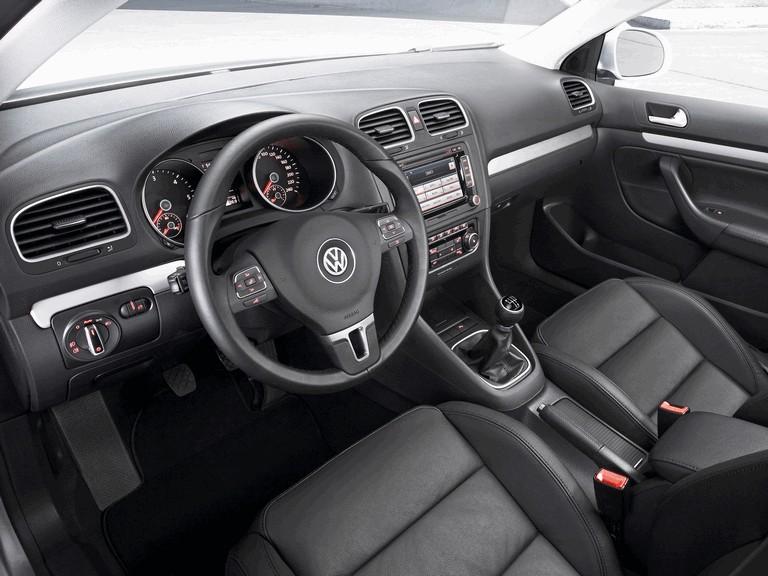 2009 Volkswagen Golf VI Variant 258633