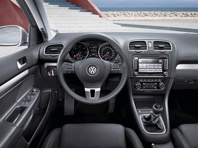 2009 Volkswagen Golf VI Variant 258634
