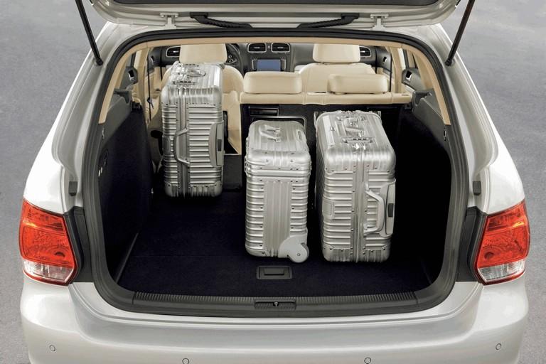 2009 Volkswagen Golf VI Variant 258639