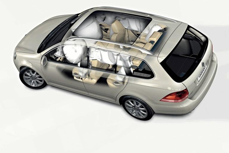2009 Volkswagen Golf VI Variant 258642