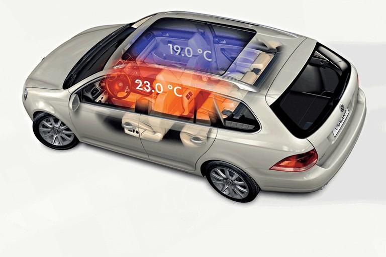 2009 Volkswagen Golf VI Variant 258643