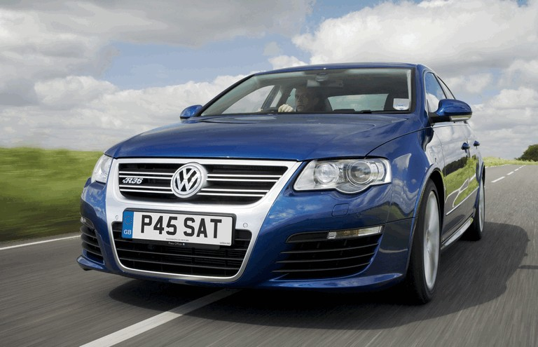 2008 Volkswagen Passat R36 - UK version 258887