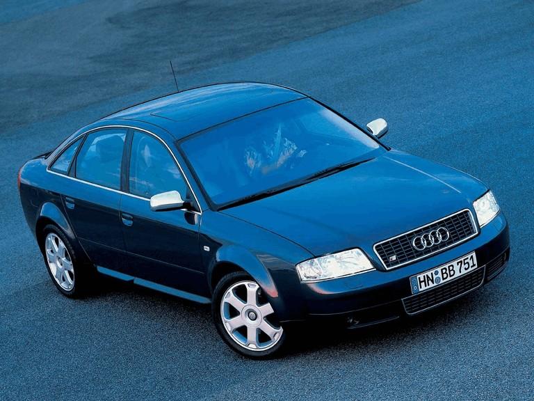 1999 Audi S6 259001